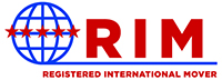 Registered International Mover